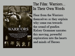 Warriors... In Their Own Words - Film